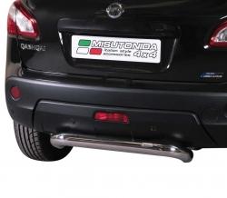 Takapuskurin suojarauta Nissan Qashqai 2010- PP1/265/IX
