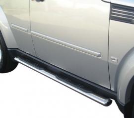 Ovaali kylkiputket Dodge Nitro 2007- GPO/209/IX