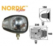 Auravalo Nordic N520 oikea