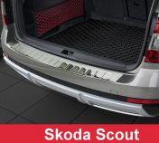 Takapuskurin suoja Skoda Octavia Scout Combi III 2013-19