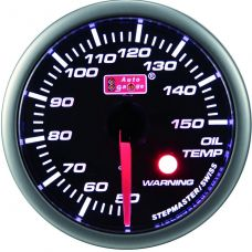 Auto Gauge Electrica öljynlämpömittari