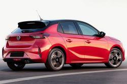 Takapuskurin suoja Opel Corsa 2020-GS Line
