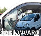 Tuuliohjaimet OPEL VIVARO 2001-2014