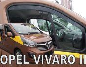 Tuuliohjaimet OPEL Vivaro II 2014-2019