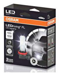 OSRAM LEDRIVING H8/H11/H16 12V GEN2 POLTTIMOPARI