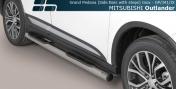 Kylkiputket askelmilla Mitsubishi Outlander 2015- GP/341/IX
