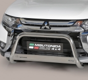 Eu-valoteline 63 mm. Mitsubishi Outlander 2015- EC/MED/392/IX