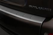 Takapuskurin suoja Mitsubishi Outlander 2006-13