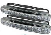 LED-päiväajovalosarja 12V 8 x led