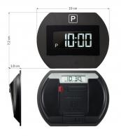 Park Lite automaattinen pysäköintikiekko musta
