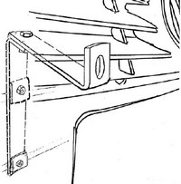 Lisävalojen kiinnikesarja VW Passat 05-