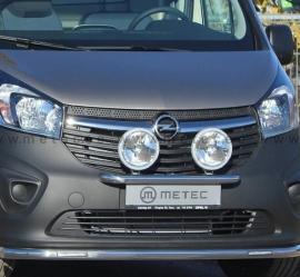 Pieni valoteline Opel Vivaro 2014-