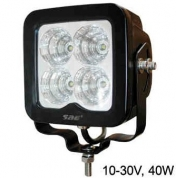 Led-työvalo 10-30V 40W PL-615-LED