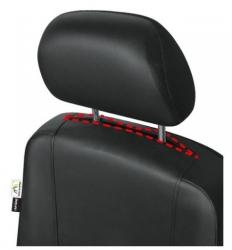 Practical pakettiauton istuinsuoja matkustajille