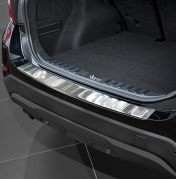 Takapuskurin suoja BMW X1 2008-2015