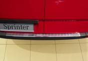 Takapuskurin suoja Mercedes Sprinter 2006-