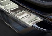 Takapuskurin suoja Mercedes W212 E sedan 2013-16