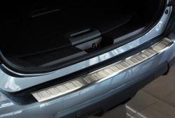 Takapuskurin suoja Nissan X-trail