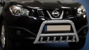 Eu-valoteline hampailla Nissan Qashqai 2010-