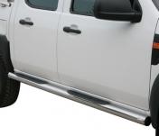 Kylkiputket askelmilla 76mm Ford Ranger 2009-2011 GP/250/IX