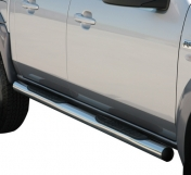 Kylkiputket askelmilla 76mm Ford Ranger 2007-2009 GP/204/IX