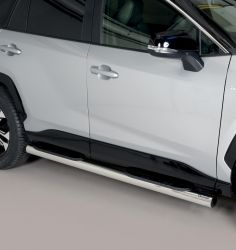 Toyota Rav4 kylkiputket askelmilla  GP/453/IX