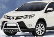 Eu-valoteline hampailla Toyota Rav4 2013-