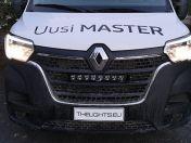 Thelights led-lisävalopaketti Renault Master 2019-