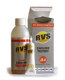 D4 RVS Technology Engine Treatment