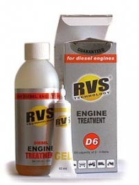 D6 RVS Diesel Engine Treatment