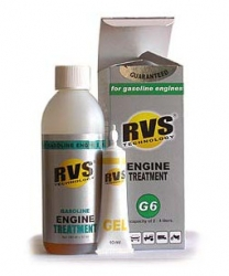 G6 RVS Technology Engine Treatment