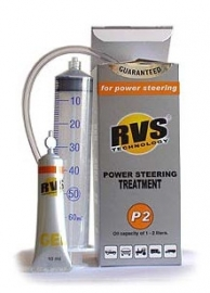 P2 RVS Power Steering Treatment