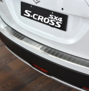Takapuskurin suoja Suzuki SX4 S-cross 2013-