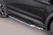 Astinlaudat Hyundai Santa Fe 2013- P/333/IX