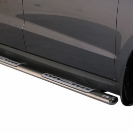 Ovaali kylkiputket Hyundai Santa Fe '10-'12 DSP/273/IX