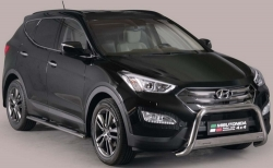 Ovaali kylkiputket Hyundai Santa Fe 2013- GPO/333/IX