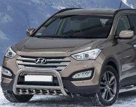 Eu-valoteline hampailla Hyundai Santa Fe 2013-
