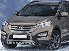 Eu-valoteline alleajosuojalla Hyundai Santa Fe 2013-