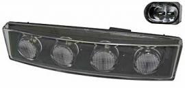 Äärivalo lippaan LED Scania