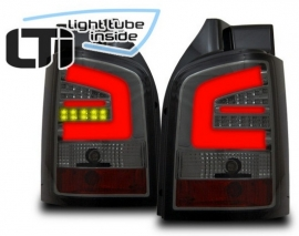 Led takavalo VW T5 smoke