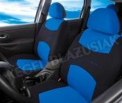Istuinsuojasarja Sportline sini-musta