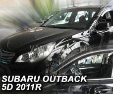 Takapuskurin suoja Subaru Outback 2009-14
