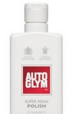 UUSI Autoglym Super Resin Polish