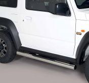 Suzuki Jimny kylkiputket 76 mm GP/450/IX