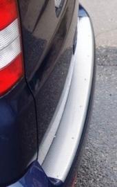 Takapuskurin suojapäällinen VW T5 rosteria Metec
