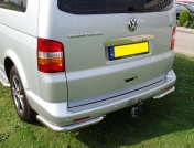 Takahelmaputket VW Transporter T5 03-