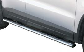 Ovaali kylkiputket VW Tiguan 2008- GPO/233/IX