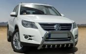 Eu-valoteline alleajosuojalla VW Tiguan 2007-2011