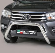 Toyota Hilux eu-valoteline 76 mm 2016-