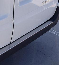 Takapuskurin suojapäällinen Ford Transit 2007-2014